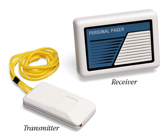 Personal Pager with Chime