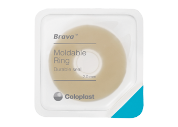 12030 Brava Ostomy Care Mouldable Ring , 2.0mm, 10/BX