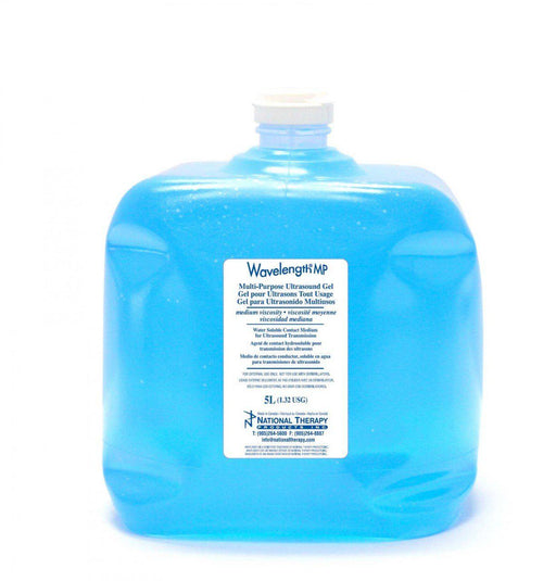 Wavelength Multi Purpose Ultrasound Gel 5L