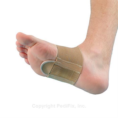 Arch Support Bandage with Metatarsal Pad