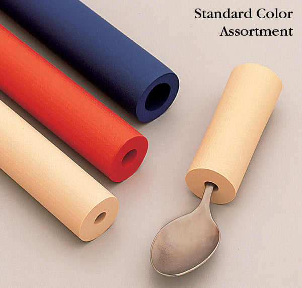 Colored Foam Tubing, Assorted 1 ft (6)