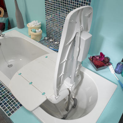 Neptune Reclining Bath Lift — Healthcare Solutions