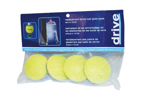 Replacement Tennis Ball Glide Pads  10123