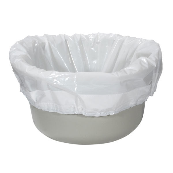 Commode Pail Liner 12/Box  rtl12085