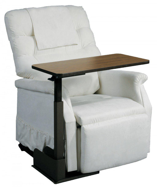 Seat Lift Chair Overbed Table Left Side  13085l