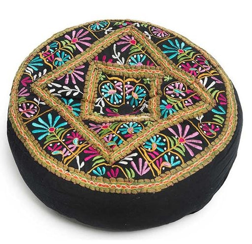 Calcutta Round Meditation Cushion