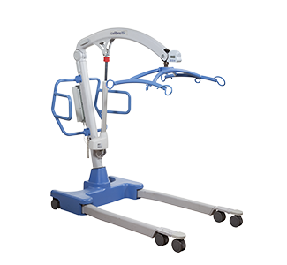 Hoyer Calibre Professional Patient Lift - Passive, Bariatric, 850lb Capacity