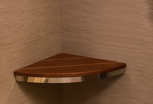 Invisia Corner Shower Seat