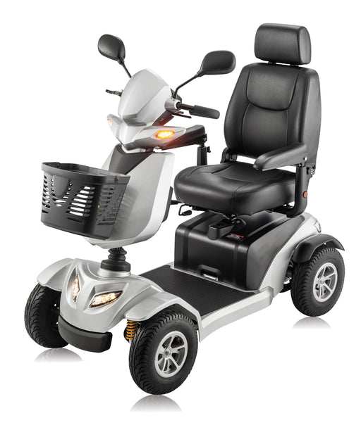 Eclipse Trailmaster Interceptor mobility scooter silver
