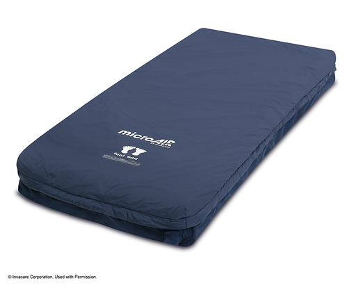 Invacare microAIR Alternating Pressure Low Air Loss Mattress