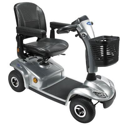 Invacare Leo 4-Wheel Scooter