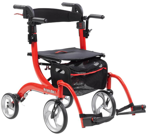 Nitro Duet - 2 in 1 Walker and Transport Chair