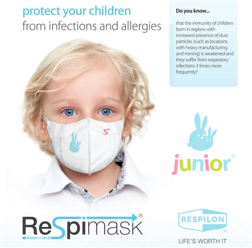 Respilon ReSpimask Junior - Facemask for Children