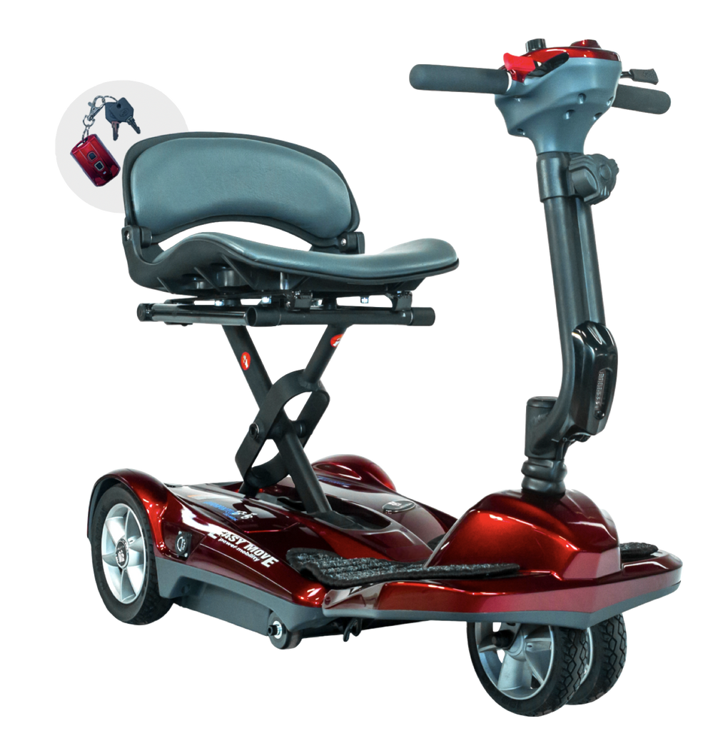 Heartway Transit Electric Folding Travel Scooter