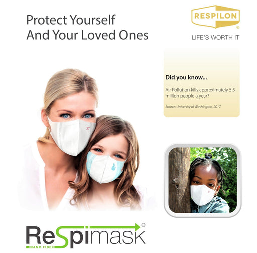 Respilon ReSpimask Facemasks for Protection