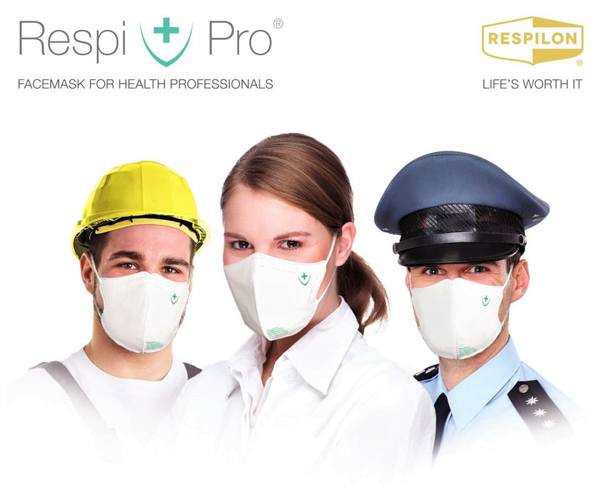 Respilon RespiPro N95 Facemask - 3 Pieces