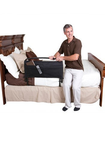"Stander 30"" Safety Bed Rail with Padded Pouch"