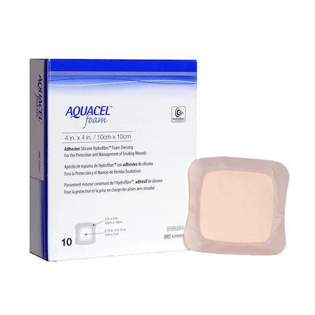 AQUACEL® Foam Dressing - Adhesive
