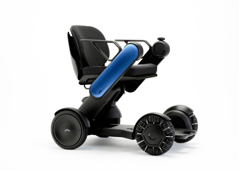 WHILL Model Ci Power Wheelchair w/Lithium-ion Battery