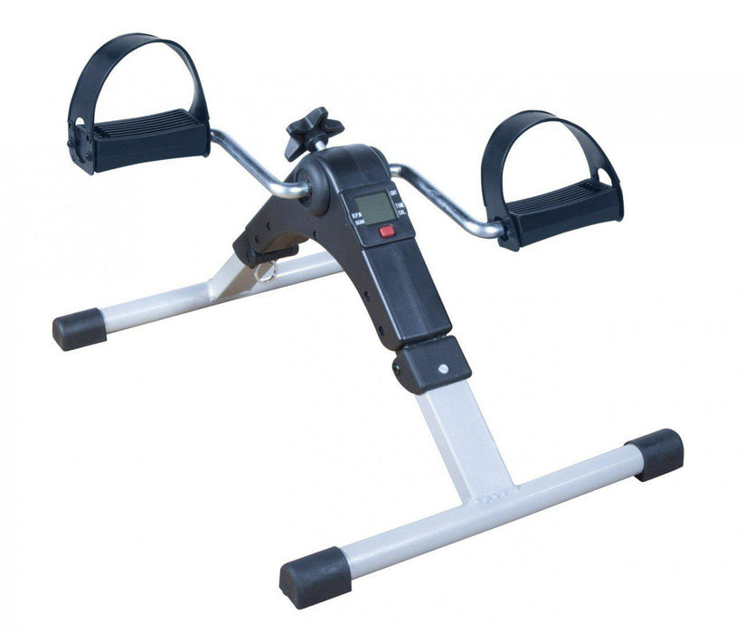 Folding Exercise Peddler with Electronic Display  rtl10273