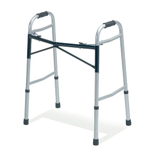 Guardian Bariatric Two-Button Folding Walker