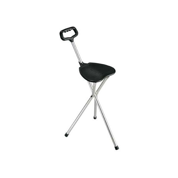 Folding Lightweight Cane Seat  10365