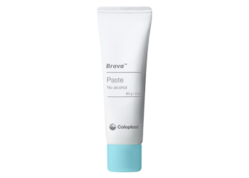 12051 Brava Tube Paste (Alcohol-free), 25g, 12/BX