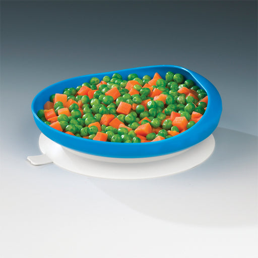 Scooper Plate with Suction Cup Base