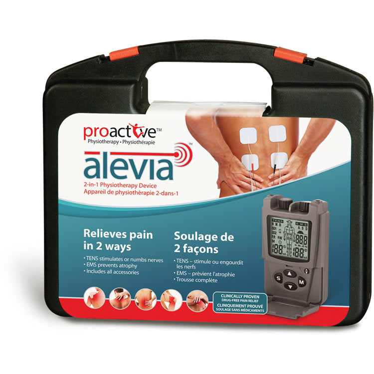 TENS 2-in-1 Physiotherapy Device Alevia by ProActive