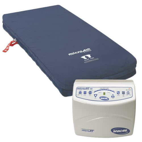 Invacare microAIR True Low Air loss with Pulsation Mattress