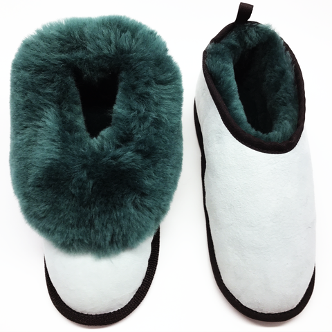Australian Sheepskin Apparel Medical Slippers (pr) (Moccasin Replacement)