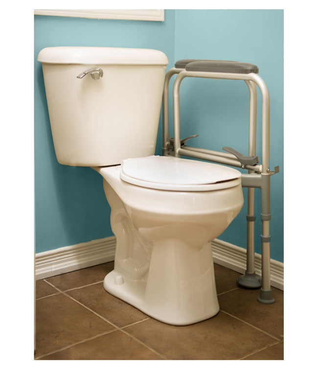Mobb Folding Toilet Safety Frame