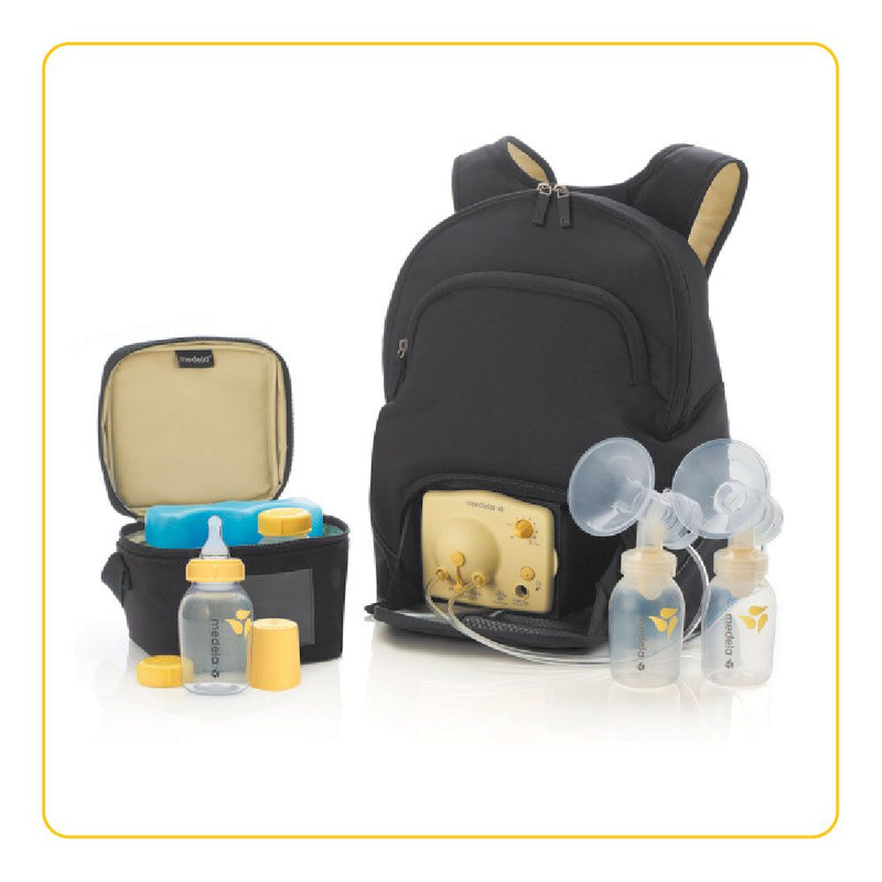 Medela Pump In Style Breastpump Backpack
