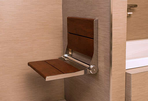 Invisia SerenaSeat Wall-Mounted Shower Seat