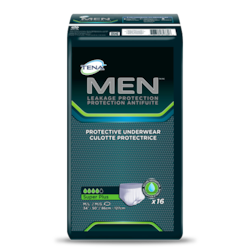 TENA® MEN Protective Underwear Super Plus Absorbency