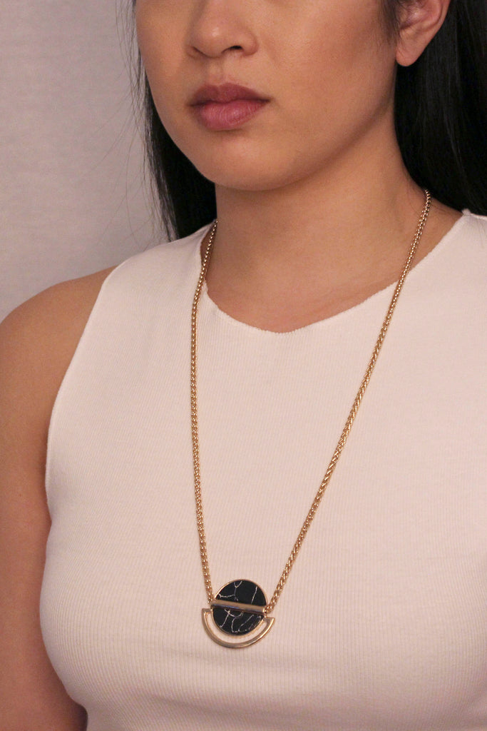 The Delancey Necklace