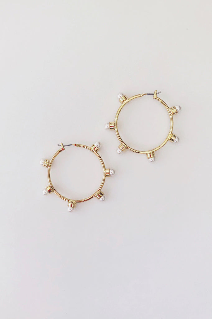 The Moti Earring