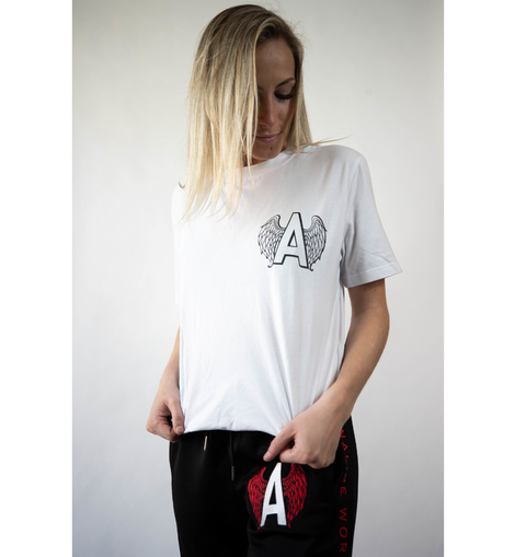 Adrenaline Original Series White T-Shirt