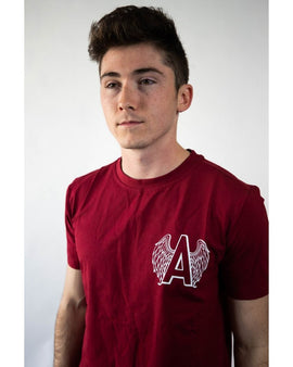 Adrenaline Original Series Brick Red T-Shirt
