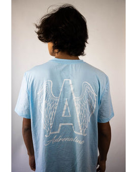 Adrenaline Original Series Light Blue T-Shirt