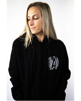 Adrenaline Original Series Black Hoodie