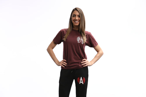 Adrenaline Limited Series Maroon T-Shirt