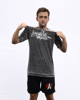 Adrenaline Worldwide Grey Acid T-Shirt