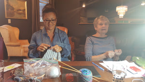 Knit Night Travel Adventures