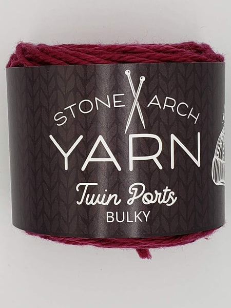 Twin Ports by Stone Arch Yarn
