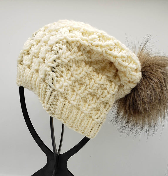 Northome Twisted Stitch Slouch Hat