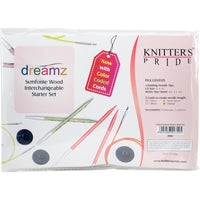 Knitter's Pride Dreamz Starter Interchangeable Needle Set