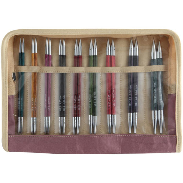 Royale Deluxe Interchangeable Needles Set - Knitters Pride