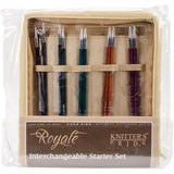 Royale Starter Interchangeable Needles Set - Knitter's Pride