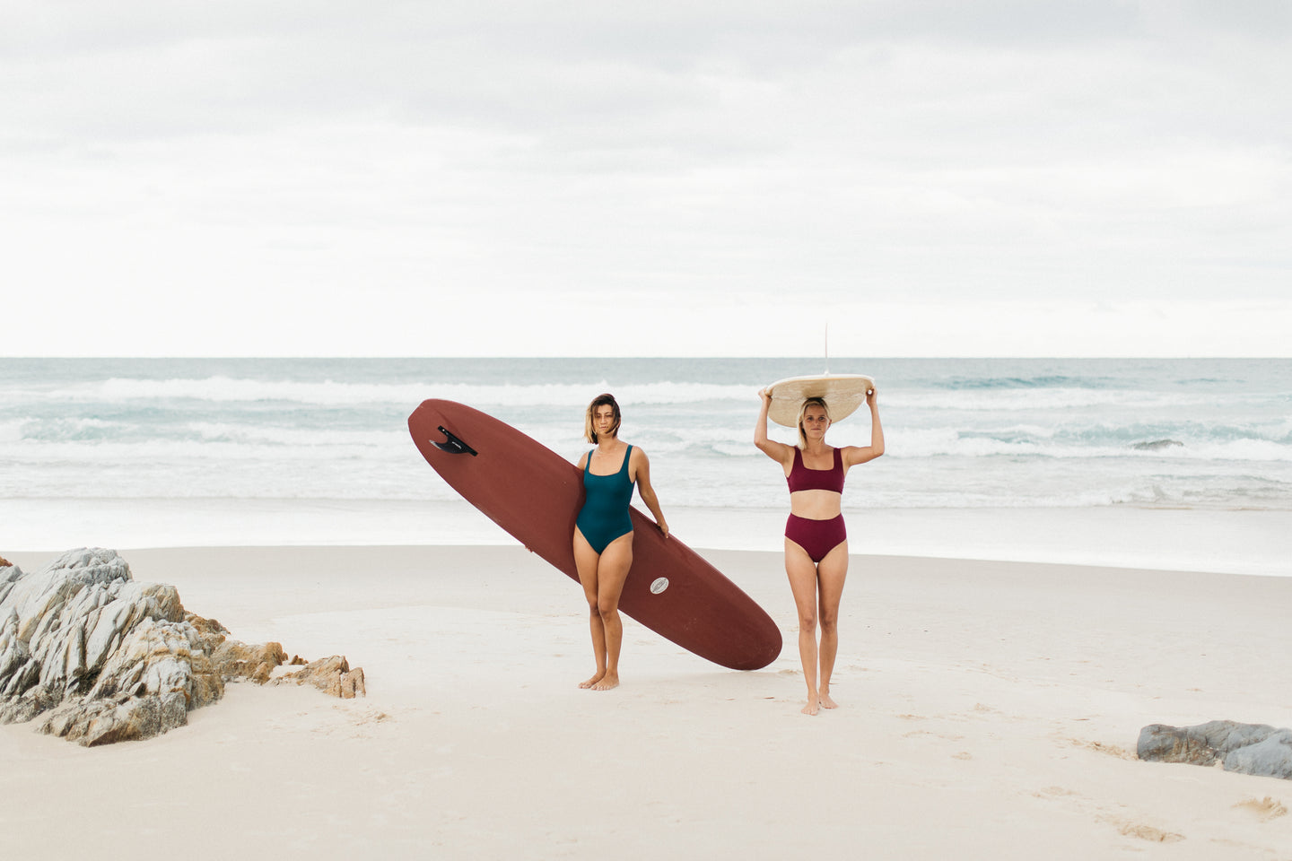 SEPTEMBER  | KASSIA+SURF COLLABORATION